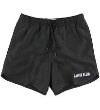Calvin Klein Swim Trunks - Shortrunner - Black