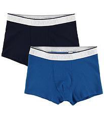 Calvin Klein Boxers 2-pack - Blue/Navy