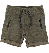 Name It Sweatshorts - Scott - Noos - Ivy Green