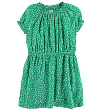 Tommy Hilfiger Dress - Ditsy - Green w. Flowers