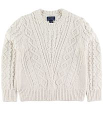 Polo Ralph Lauren Knitted Pullover - Summer II - Offwhite
