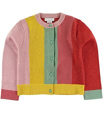 Stella McCartney Kids Cardigan - Multicoloured w. Glitter