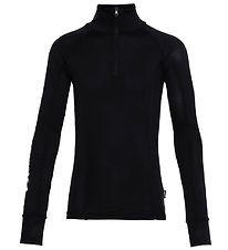 Molo Long Sleeve Top - Oana - Black