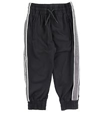 Molo Sweatpants - Albie - Night Grey w. Stripes