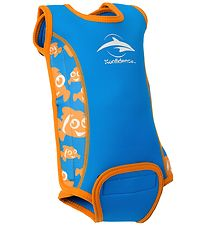 Konfidence Wet Suit - BabyWarma - Clownfish Cyan