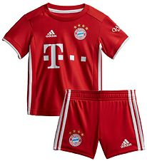 adidas Performance Football Clothing - FC Bayern Home - Set - Re