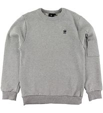 G-Star RAW Sweatshirt - Stalt - Industrial Grey