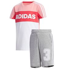 adidas Performance Training Set - Graphic - Glow Pink