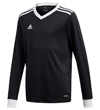 adidas Performance Training Long Sleeve Top - Table 18 - Black
