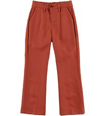 Grunt Trousers - Dudu - Wet Clay