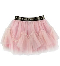 Versace Tulle Skirt - Pink