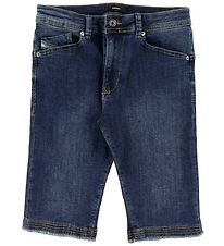 Diesel Shorts - Darron - Dark Blue Denim