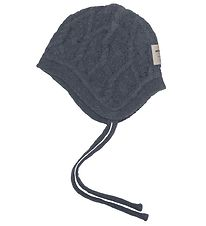 Mini A Ture Hat - Wool/Polyester - Filie - Ombre Blue