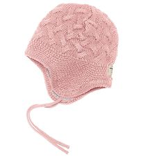 Mini A Ture Baby Hat - Wool - Gill - Cameo Rose Brown
