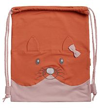 Hust and Claire Gym Bag - Francie - Rusty