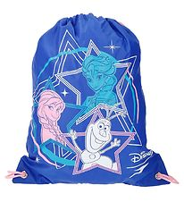 Speedo Gymsack - Disney Wet Kit Bag - Blue w. Frozen