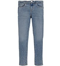Levis Jeans - 710 Super Skinny - Sparkly Night