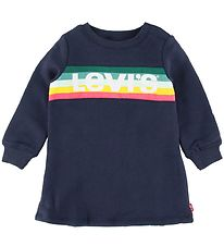 Levis Dress - Medieval Blue w. Logo