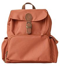 Sebra Backpack - Mini - Sweet Tea Brown