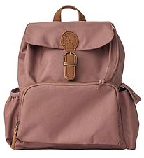 Sebra Backpack - Mini - Rustic Plum