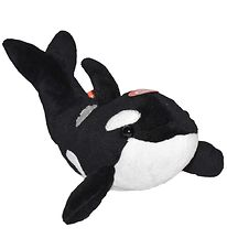 Wild Republic Soft Toy - 18x12 cm - Orca