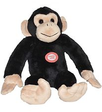 Wild Republic Soft Toy w. Sound - 22x16 cm - Chimpanzee