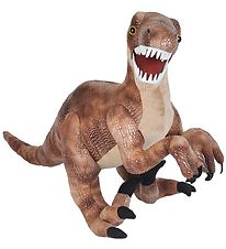 Wild Republic Soft Toy - 80x44 cm - Velociraptor