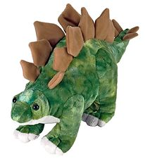 Wild Republic Soft Toy - 27x16 cm - Mini Stegosaurus