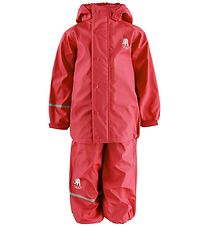 CeLaVi Rainwear - PU - Red