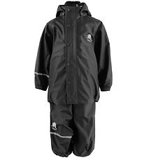 CeLaVi Rainwear - PU - Black