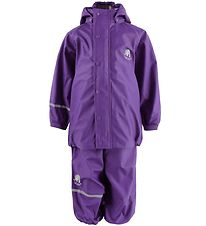 CeLaVi Rainwear - PU - Purple