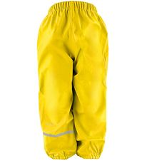 CeLaVi Rain Pants - PU - Yellow