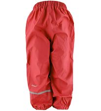 CeLaVi Rain Pants - PU - Red