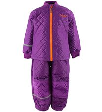 CeLaVi Thermo Set - Purple w. Orange