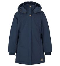 MarMar Winter Coat - Midnight Blue