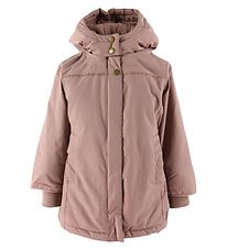 MarMar Winter Coat - Dark Powder