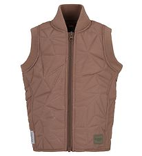 MarMar Thermo Vest - Dark Powder