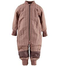 En Fant Thermo Suit - Rose