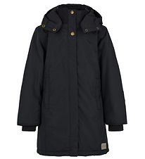 MarMar Winter Coat - Black