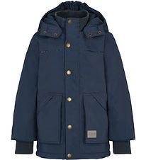 MarMar Winter Coat - Oskar - Navy