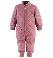CeLaVi Thermo Suit w. Fleece - Coated - Rose