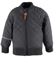 CeLaVi Thermo Jacket w. Fleece - Charcoal