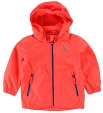 Color Kids Lightweight Jacket - Thinus - Coral