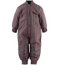 En Fant Thermo Suit - Dusty Purple