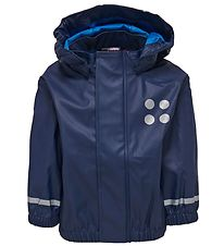 Lego Wear Rain Jacket - Navy