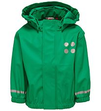 Lego Wear Rain Jacket - Green