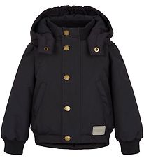 MarMar Winter Coat - Desolate - Black