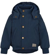 MarMar Winter Coat - Desolate - Navy