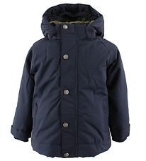 En Fant Winter Coat - Navy