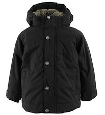 En Fant Winter Coat - Black